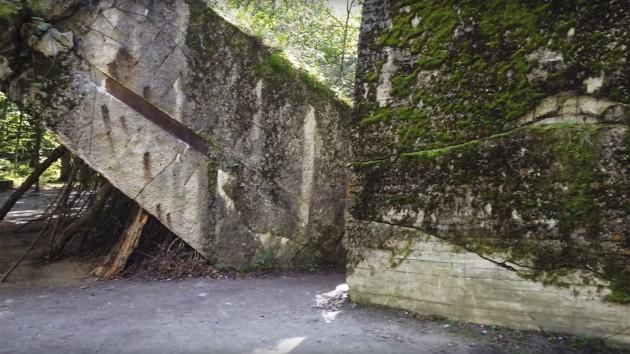 ruiny Wilczy Szaniec
